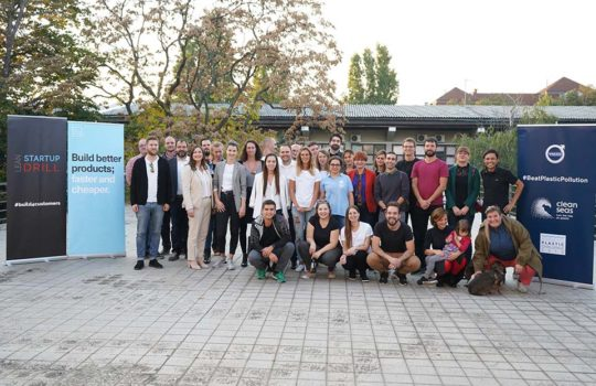 Adriatic Plastic Challenge bootcamp