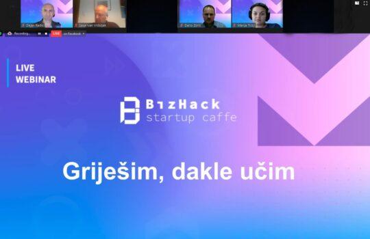 bizhack startup caffe