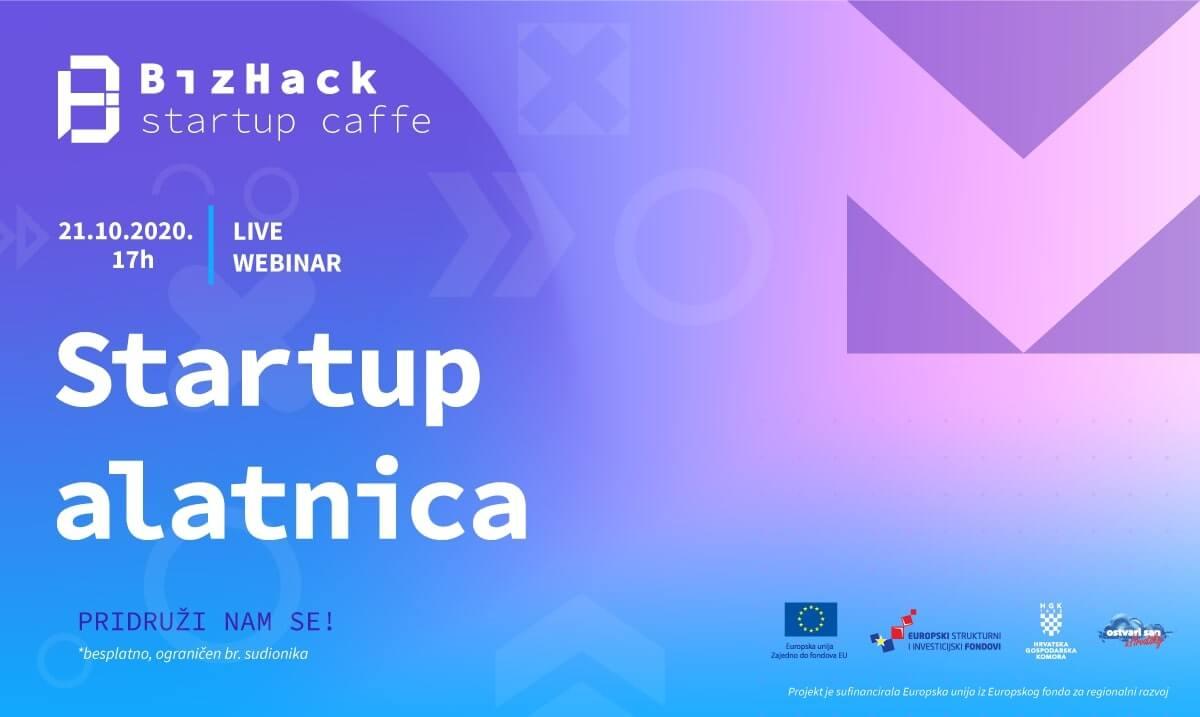 bizhack startup alatnica