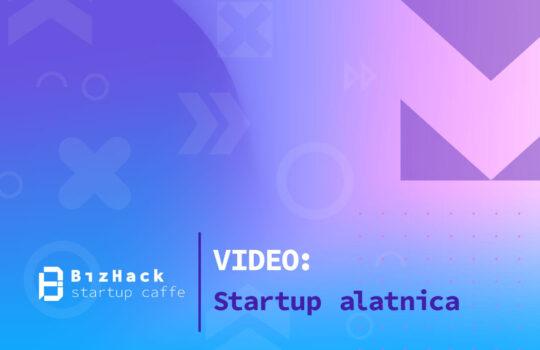 inkubator i akcelerator, startup alati