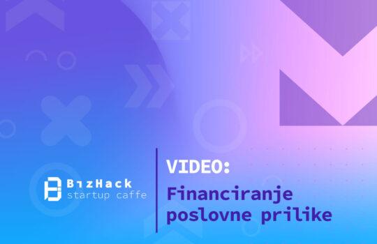 Financiranje poslovne prilike