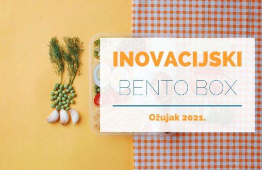 Inovacijski bento box, poduzetništvo, inovacije