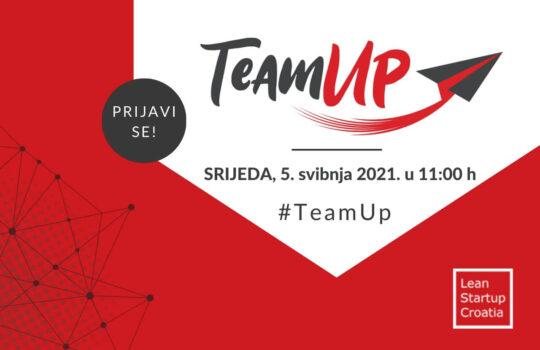 Startup umrežavanje, TeamUp Live