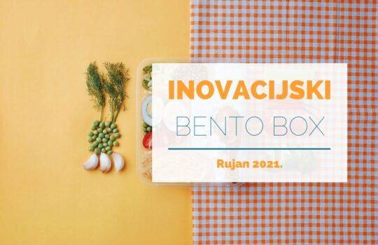 Inovacijski Bento Box rujan